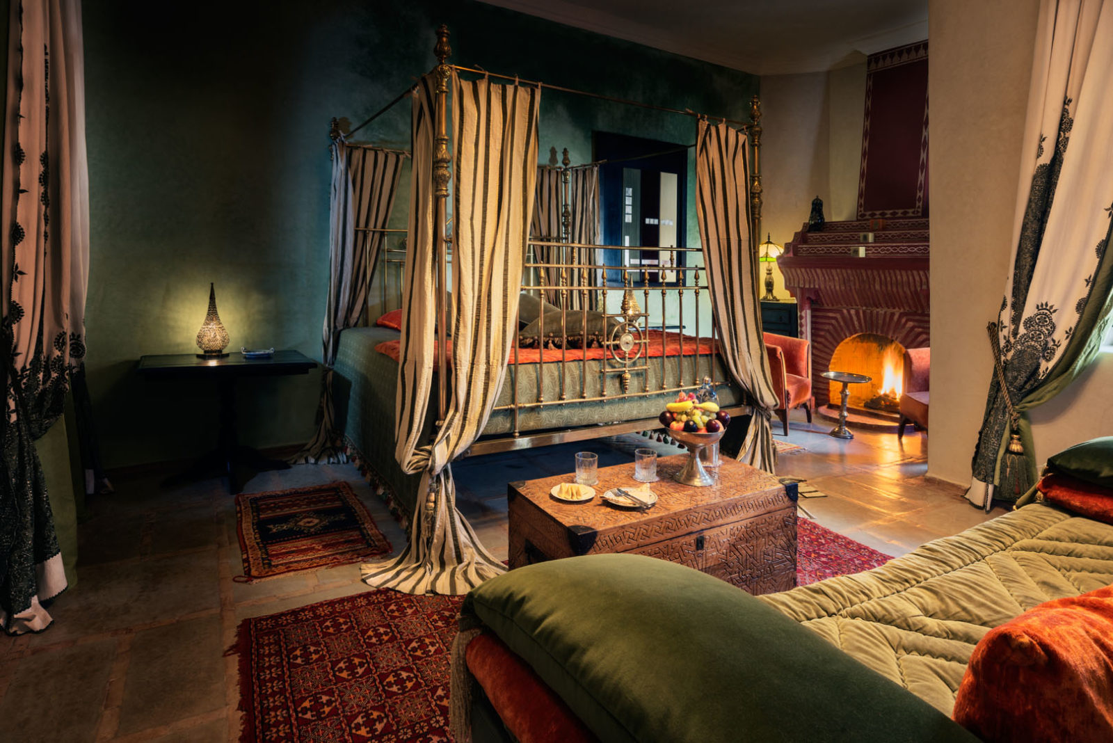 Classic Suites Marrakech Morocco Riad Kheirredine 5 Star