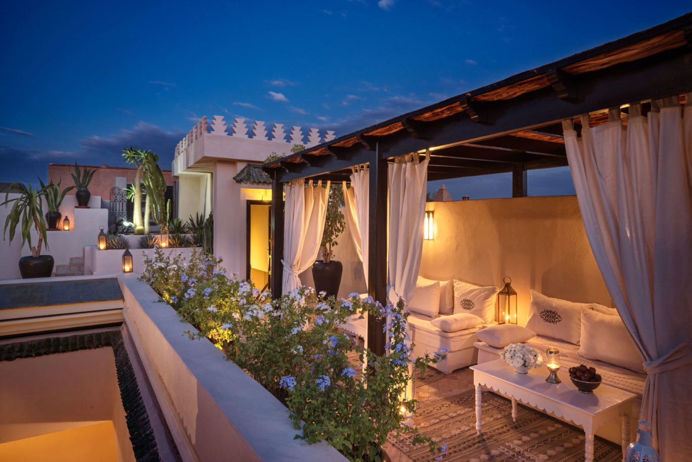 Riad Kheirredine 5 Star Luxury Riad Marrakesh Morocco